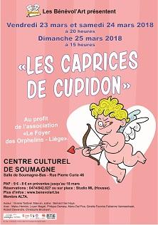 Les caprices de Cupidon